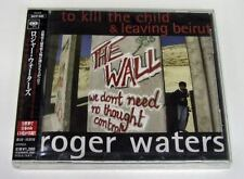 Roger Waters TO KILL THE CHILD & LEAVING BEIRUT Japan CD NEW SICP-695 Pink Floyd