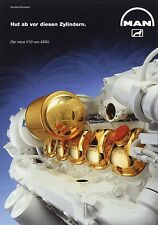 Prospetto si motori v10 1 98 1998 Diesel Marine nave nave Diesel Motore