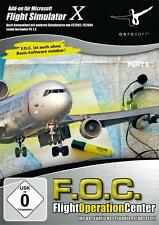 FOC Flight Operation Center FSX/FS2004