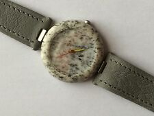 Vintage Tissot Quartz Rock Watch R150 Leather Strap Sapphire Crystal