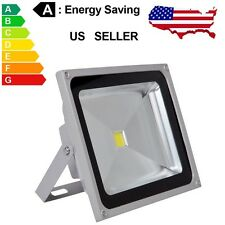 50W LED Flood light Cool White Outdoor Landscape 85-265V Lamp Waterproof IP65