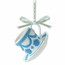 Wedgwood Iconic Teacup and Saucer Ornament