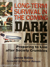 Long-Term Survival in the Coming Dark Age - Emergency Preparedness Book Kit
