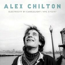 ALEX CHILTON - ELECTRICITY BY CANDLELIGHT  CD NEU