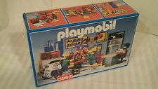 Playmobil Bike Shop 3992 BNIB SEALED BOX NEW - RARE
