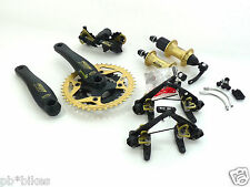 Shimano LX 9 Spd Vintage Bike mini Group mtb Brake derailleur crank hubs NOS