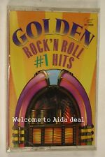 Golden rock N roll #1hits 1995(Audio Cassette Sealed)