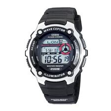 Casio wave ceptor WV200A-1AV Wrist Watch - Men - Sports - Digital - Quartz -