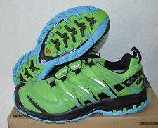 Salomon XA Pro 3D GTX peppermint blue 43 1/3 Trail Running Gore-Tex Laufschuh XT