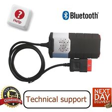 CAR FAULT CODE READER UNIVERSAL DIAGNOSTIC RESET TOOL OBD2 ENGINE SCANNER BLUETO