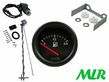 52MM FUEL LEVEL GAUGE & UNIVERSAL SENDER KIT WESTFIELD CATERHAM 7 KIT CAR AUS