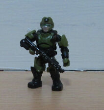 ** HALO Mega Bloks Halo 4 MARINE new articulation UNSC Weapons Pack II