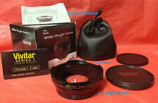 HD3 HIGH DEFINITION PRO 0.43x WIDE ANGLE LENS W/MACRO 67mm, LIMITED EDITION!
