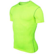 Men's Compression Base Layer Tops Thermal Tight Skin T-Shirts Long Pants Shorts