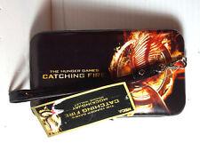 Hunger Games Catching Fire I Phone Wallet- FREE S&H (HGJW-76)