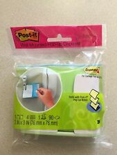 Post-It Wall Mounted Pop-Up Dispenser New