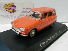 "NOREV 153537 # Citroen Ami 8 Break Baujahr 1976 in "" orange "" 1:43 NEU"