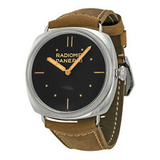 Panerai Radiomir SLC 3 Days Mechanical Black Dial Mens Watch PAM00425