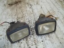 1998 KAWASAKI PRAIRIE 400 4WD HEADLIGHTS LEFT RIGHT HEADLIGHT