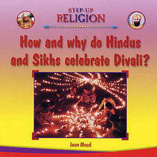 Jean Mead How and Why Do Hindus Celebrate Divali? (Step-up Religion) Very Good B