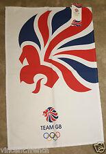 NEW 3 TEA TOWELS 1 X TEAM GB 2 X LONDON 2012 OLYMPICS 100% COTTON ULSTER WEAVERS