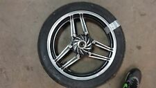 1984 Honda V65 Sabre VF1100 VF 1100 H928. front wheel rim 18in