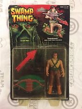 Swamp Thing Tomahawk Figure Kenner 1990