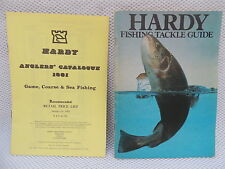 1981 Hardy Fishing Tackle Guide / Catalogue + Price List.