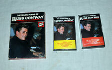 RUSS CONWAY cassette THE MAGIC OF THE PIANO 2 audio cassettes