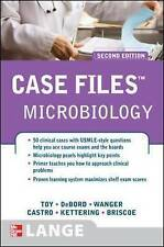 Case Files Microbiology by James D. Kettering, Audrey Wanger, Cynthia R....