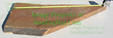 "Black Walnut (?) Gunstock Blank / Crafts ""Midwest"" DRY - - NICE!!"