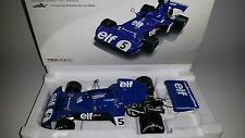 TSM Model Tyrrell 006 Jackie Stewart 1/18 German GP Winner 1973 World Champion