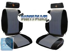 1985-87 Buick Grand National Front & Rear Seat Covers - Made In The U.S.A. @