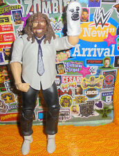 Mankind WWE Mattel Elite Wrestling Figure Flashback WCW NXT TNA ECW Mick Foley