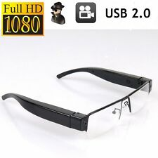 HD 1080p Hidden Spy Camera Sunglasses Glasses Eyewear Audio Video Recorder