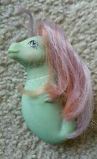 G1 Vintage MY LITTLE PONY  Purple Blue SEAWINKLE Sea Pony Seahorse MLP