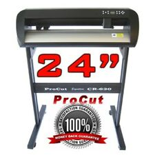 Vinyl Cutter Sticker Plotter Decal Sign Machine Creation ProCut CR0630VSR