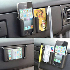 New Car Cell Phone Holder Stand Stent Pouch Bracket Mount for iPhone GPS Cradle