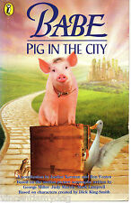 Babe : Pig in the City by Justine Korman (Paperback, 1998)