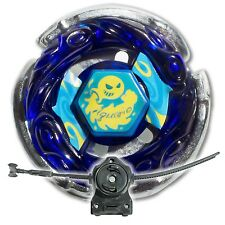 Beyblade Aquario with LL2 Launcher and Rip Cord Shipped and Sold From US