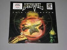 ANVIL This is Thirteen  2LP gatefold  New Sealed