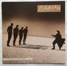Jellybean - Just Visiting This Planet - Chrysalis Records Vinyl LP EX/VG+/VG+
