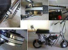 Sears Roper Chrome mini STRIPE KIT mini bike minibike decal sticker wards gilson