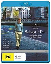 Midnight In Paris Blu-Ray Region B