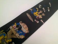 Necktie Tie Bowling Cartoon Balancine Hot Cakes  (57 in.-60 in.), Multi-Color