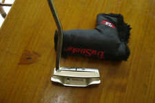 """TruStroke TS-1 Golf Putter Milled Face 35"""" """"MINT CONDITION"""""""