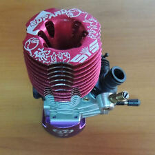Nitro Engine STS 21 3 Port Not HPI OS Reds  Novarossi Picco Alpha