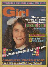 Girl  Magazine 26 April 1986      Felix Haug & Kurt Maloo of Double      Go West