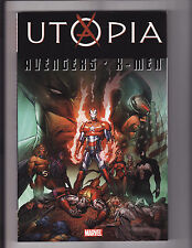Uncanny X-Men Utopia TPB Trade Paperback Wolverine Avengers Marvel Comics NEW