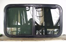 BLACK KINRO 36 X 20 RV SLIDER WINDOW CAMPER ENCLOSED CARGO TRAILER 36X20 # 7